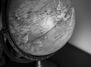 World Atlas Globe